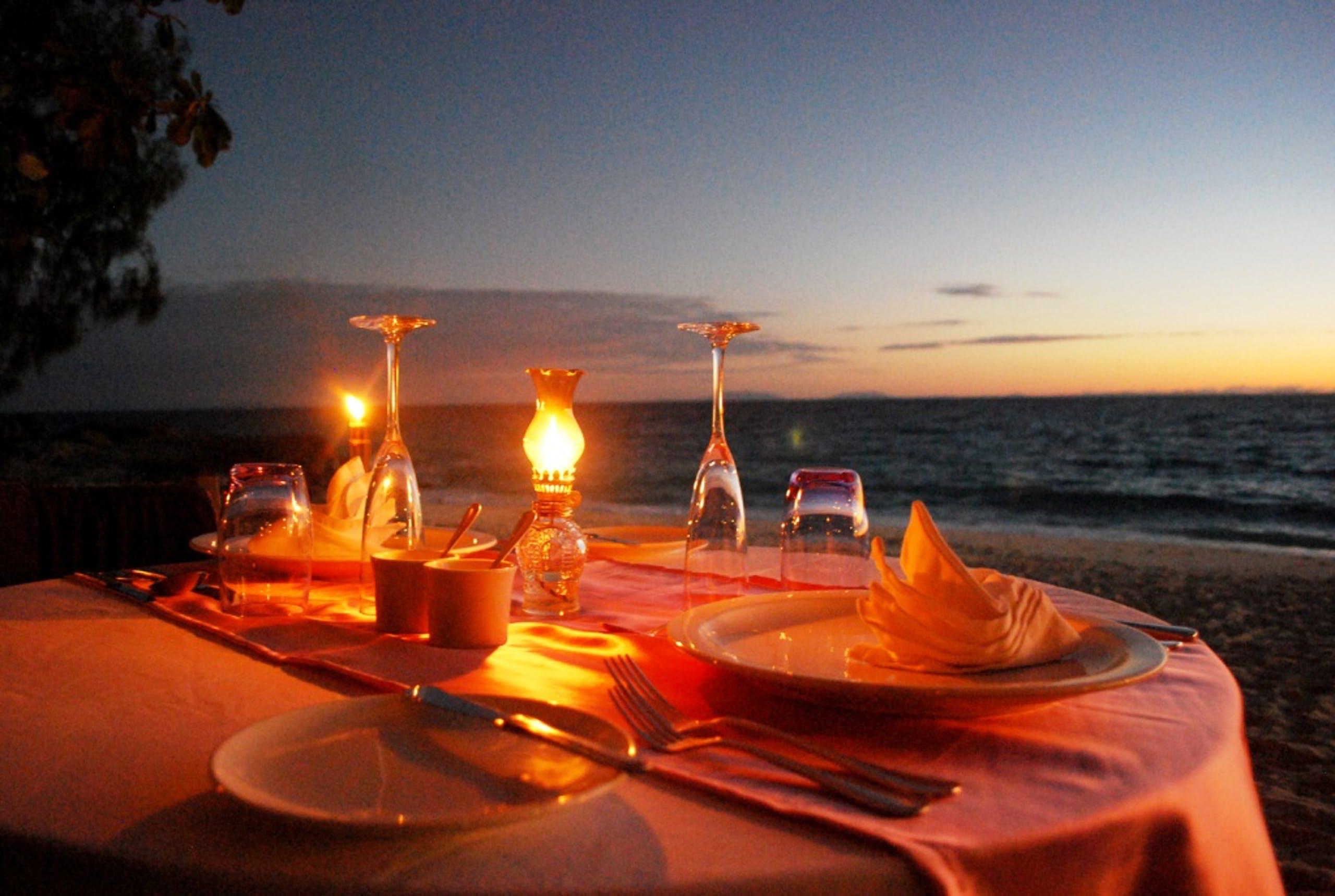 romantic dinner costa rica