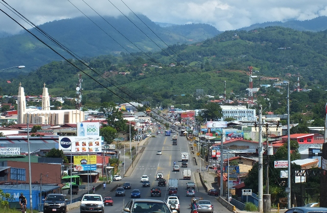 San Isidro Del General Costa Rica